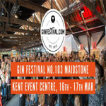 Gin Festival 2018 at Kent Event Centre Kent Showground – 16th to 17th March