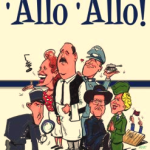 Comedy Play 'Allo 'Allo at Memorial Hall – 17th & 18th February 2018