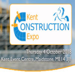 Kent Construction Expo at Kent Event Centre – Thursday 4th October 2018