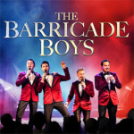 The Barricade Boys at Leas Cliff Hall – Thursday 15th March 2018