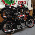 Ashford Classic Motorcycle Show & Autojumble at Ashford Market – Monday 2nd April 2018