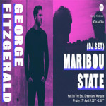 George FitzGerald and Maribou State at Dreamland Margate – Friday 27th April 2018