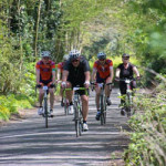 Pilgrims Hospices Cycle Challenge at University of Kent – Sunday 6th May 2018