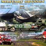 Military Odyssey at Kent Event Centre – 25th to 27th August 2018
