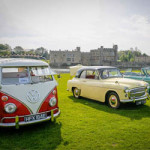 Motors by the Moat at Leeds Castle – 12th to 13th May 2018