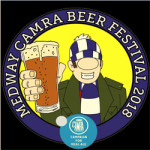 Medway CAMRA Beer Festival 2018 on Saturday 2nd June 2018