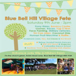 Bluebell Hill Summer Fete at The Church Green – Saturday 9th June 2018