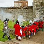 The Dutch are Coming at Upnor Castle – 9th & 10th June 2018