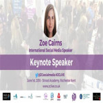 ZC LIVE – Social Media and Digital Event at Strood Academy – Friday 1st June 2018