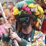Sweeps Festival at Rochester Castle – 5th to 7th May 2018