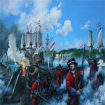 Dutch Raiders Trail at Upnor Castle – 26th May to 3rd June 2018