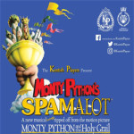 SPAMALOT – The Musical at Central Theatre on 27th to 30th June 2018