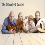 Urban Folk Quartet at Gulbenkian Theatre – Friday 22 June 2018
