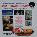 Faversham Military Modelling Groups 2018 show