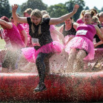 Cancer Research Pretty Muddy Kids – Maidstone at Mote Park – Sunday 8th July 2018