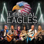 The Illegal Eagles at The Marlowe Theatre – 1st August 2018