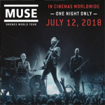 Muse: Drones World Tour at The Gulbenkian – 12 July 2018