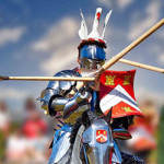 Grand Medieval Joust at Dover Castle – 25th to 27th August 2018