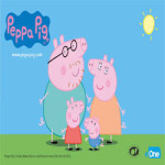 Peppa Pig at Dreamland Margate – Monday 27th August 2018