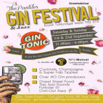 Gin & Jazz Festival in The Pantiles – 1st to 2nd September 2018