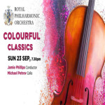 Royal Philharmonic Orchestra: Colourful Classics at Churchill Theatre Bromley  – 23rd September 2018