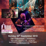 Celestial Fire at Folk in the Barn – Sunday 30th September 2018