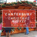 Canterbury Christmas Market at Whitefriars – 25th November to 24th December 2018